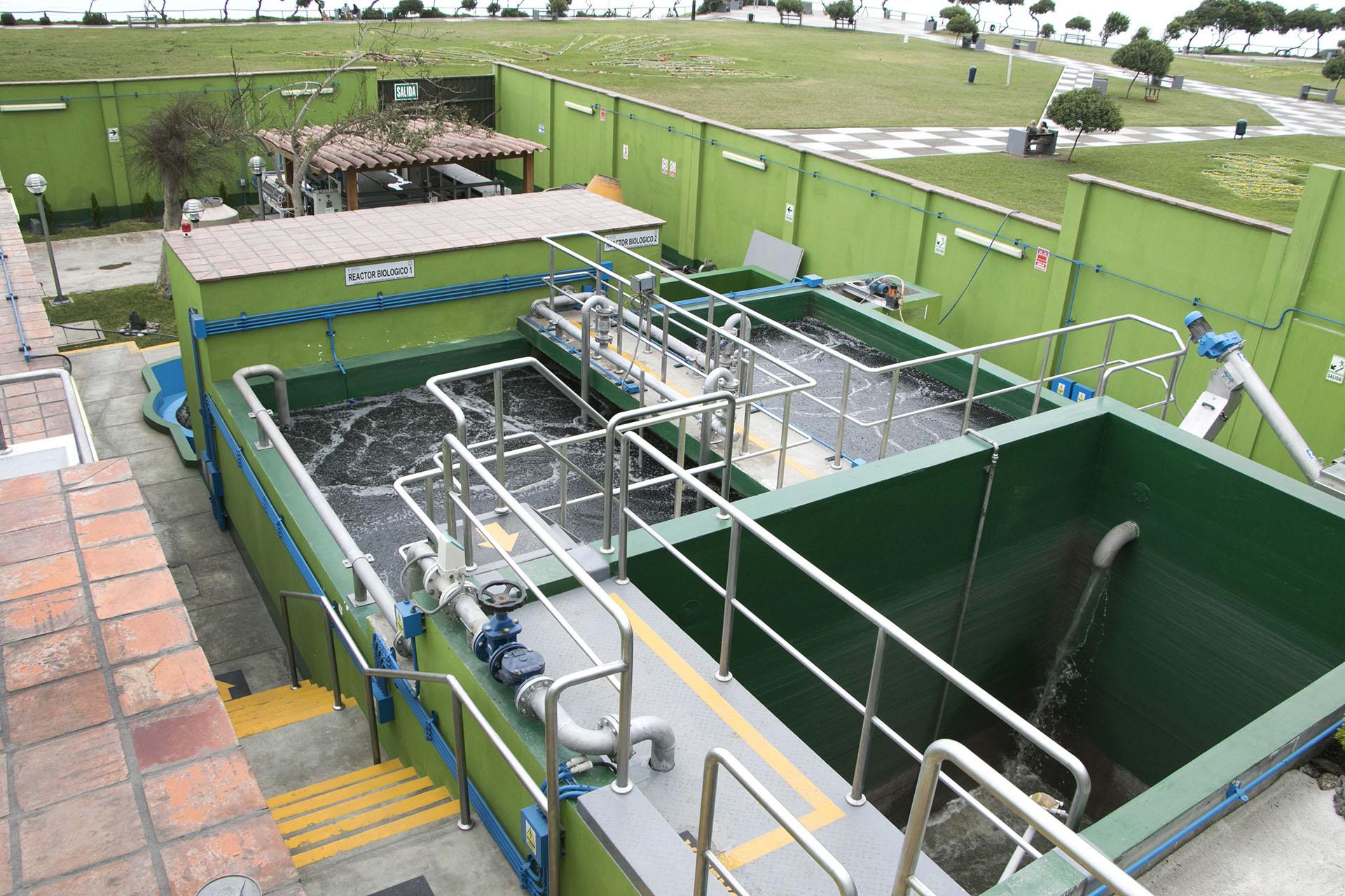 Effluent & Wastewater Treatment plant